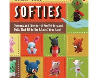 Palm Sized Softies Pattern Book