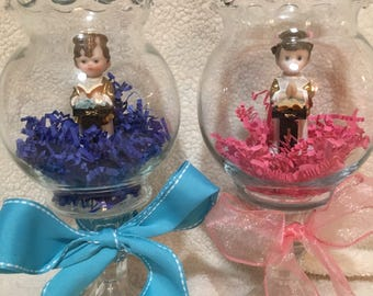 First holy communion centerpieces