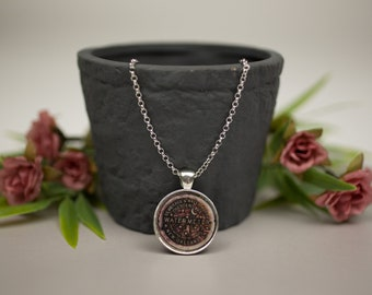 New Orleans Water Meter Necklace
