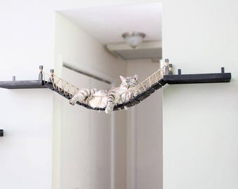 Roped Cat Bridge - Free US Shipping*
