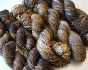 READY TO SHIP, Variegated, Hand Dyed, Color -  Snugly