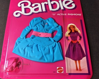 1985 B Active Fashions #2181 Colour Variation