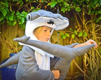 Hammerhead Shark Costume for Kids