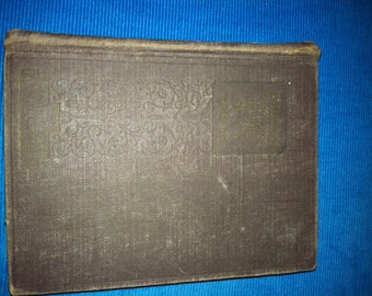 The House of Seven Gables, A Romance by Nathaniel Hawthorne copyright 1905, REDUCED