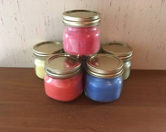 8 oz Soy Blend Candle