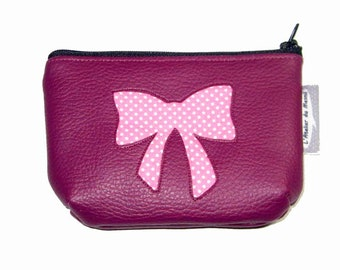 Wallet pattern bow