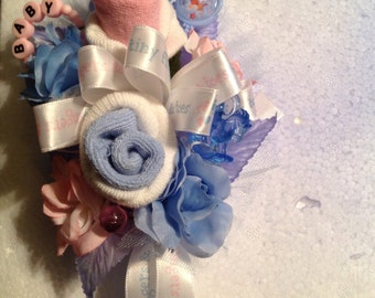 It's a ???? Baby corsage