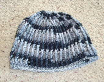 Men's Ribbed Hat