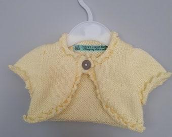 Baby girls dress shawl