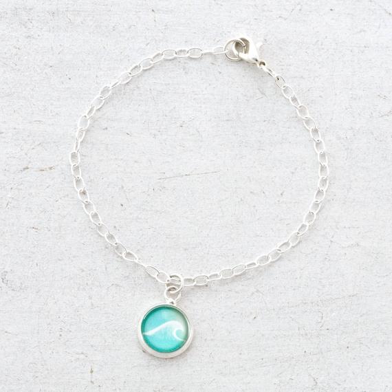 Nautical Wave Bracelet