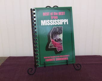 Best of the Best from Mississippi, Vintage Cookbook, 1987