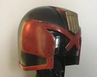 Dredd Wearable Replica Helmet