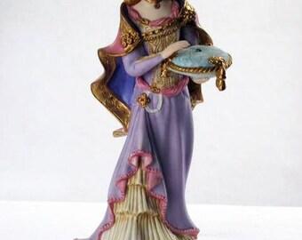Lenox Figurine Princess and the Pea, Legendary Princesses Collection