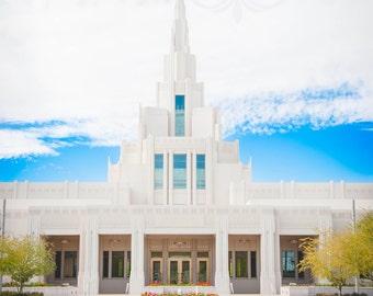 Phoenix, Arizona LDS Mormon Temple