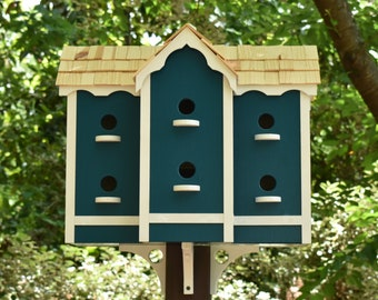 Large Birdhouse - Bird House for the Birds. Unique Birdhouses for the Birds.