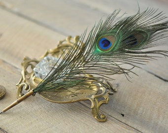 Feather Guest Book Pen- by Claire Magnolia