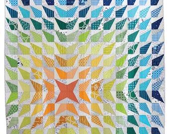 Wavelength PDF Quilt Pattern