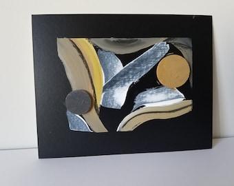 "Mixed Media Painting ""Texture 5"""