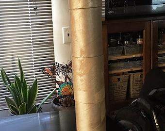 Craft Supplies Cardboard Cylinders DIY Projects Centerpieces Weddings Anniversaries