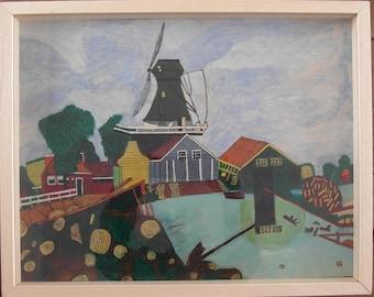 Signed Dekker: Art Brut - Naïeve - outsider art