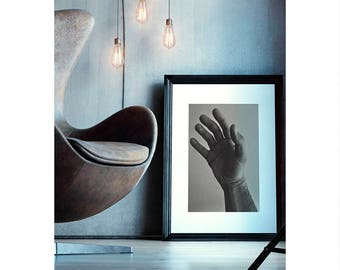 Marco's Hand - Gallery Print or Canvas