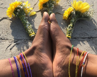 Beaded Anklets of Choice!