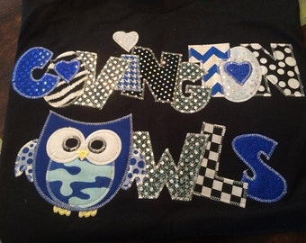 Custom School Spirit T-Shirt