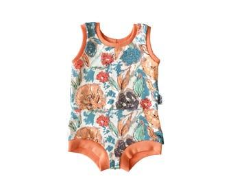 Shortie Romper, Baby Girl Romper, Romper For Babies, Toddler Romper, Kids Romper, Baby Romper, Baby Outfit