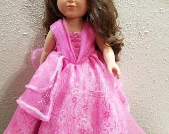 Pink/Organza Princess Dress