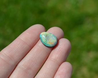 Cultured Opal Cabochon