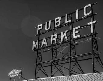 A View of Pike Place