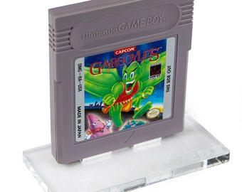 Gameboy Original / DMG Cartridge Display Stand