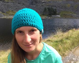 Bright Beanie - Beanie Hat - Beanie Women - Beanie Men - Fleece Lined Hat - Cosy - Cosy Hat - Crochet Hat - Crochet Beanie