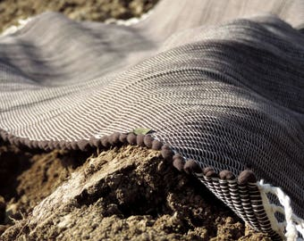 The Ground - handwoven rug