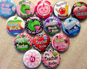 "10pc 1"" flatbacks, pinbacks, magnets. Crafts, bottlecaps"