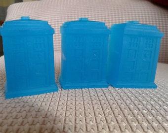 Doctor Who TARDIS soap
