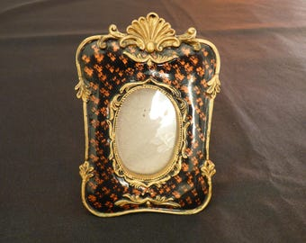 French ornate photo frame