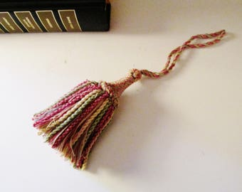 Vintage Houlès French Key Tassel, Paris Apartment, French Trim, French Country Decor, English Country, The Gilded Tassel