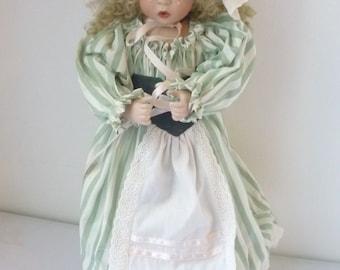 Wendy Lawton dolls first edition 1994 Porcelain Doll Signed Wendy Lawton 1217FJ