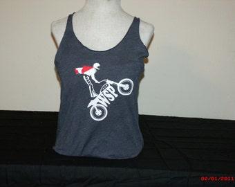 Widespread Panic Shirt. Women's Racer Back tank top