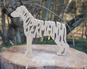 doberman, dobermann, doberman gift, doberman ornament, doberman lover gift, doberman art, doberman statue, gift for dog owner