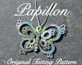 Papillon -  TATTING PATTERN