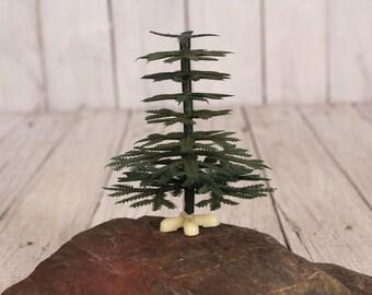 Christmas tree - Small christmas tree - Plastic tree - Plastic christmas tree - Mini christmas tree - Christmas decor - Holiday decor