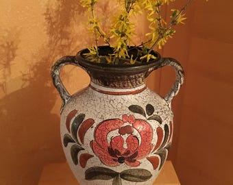 XXL vase vase amphora flower vase