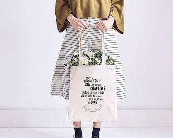 Tote Bag Alice in Wonderland of