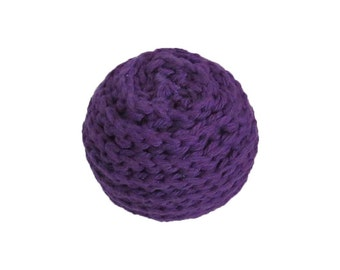 Large Spiral Catnip Ball - Choose Your Color - Catnip Toy