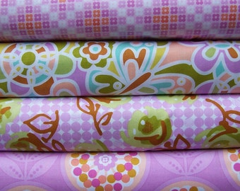 WEEKENDS by Erin McMorris Half Yard Set