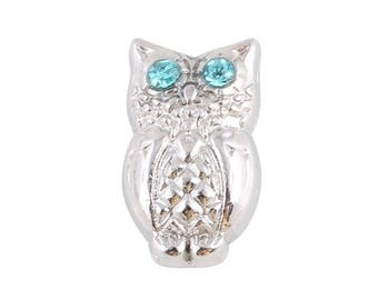Owl Floating Charms