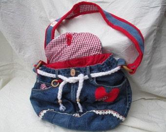 """Jeans pocket """"Sweetheart"""""""