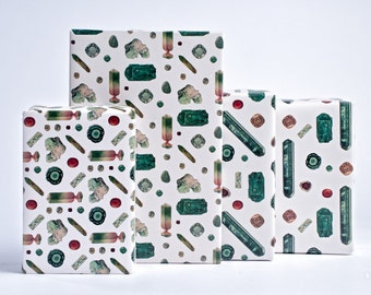 Gem Wrapping Paper